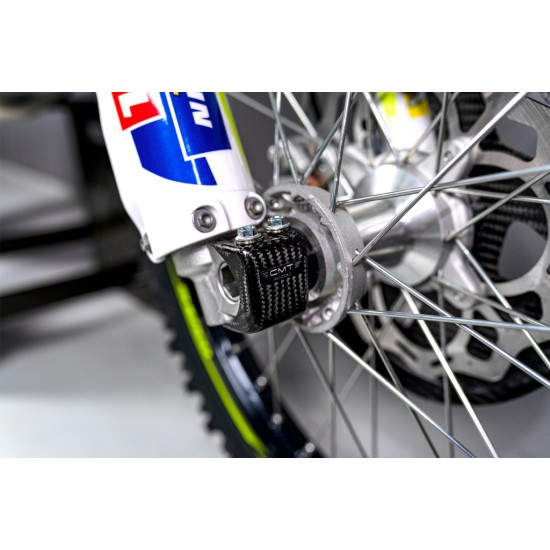 Carbon Fork Shoe Protection για Sherco SE 300 Racing / Factory (2020 - 2021)